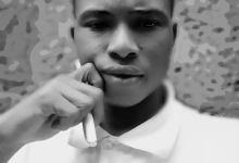 Gilbert Tounkara, étudiant en Sociologie de l'Université Général Lansana Conté de Sonfonia UGLC-S