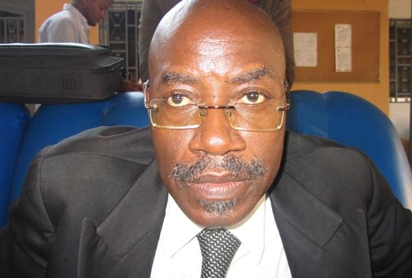Le consultant Thierno Saidou Diakité