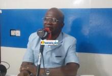 Dr. Houdy Bah, directeur régional de la santé de Labé
