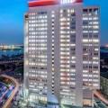 Le quartier général de United Bank for Africa (UBA)