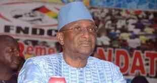 Sidya Président de l'UFR