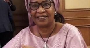 Diye Bâ, ancienne ministre de la santé de la Mauritanie