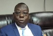 Gomou Nianga Komata, 1er vice-gouverneur de la Banque centrale