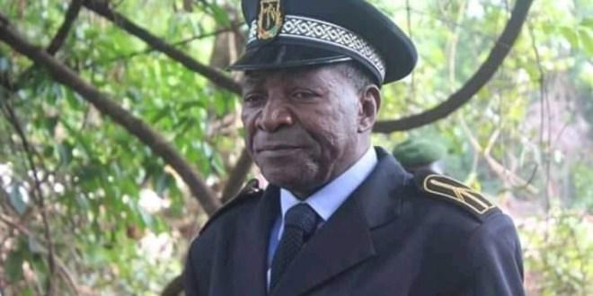 Madifing Diané, gouverneur de Labé