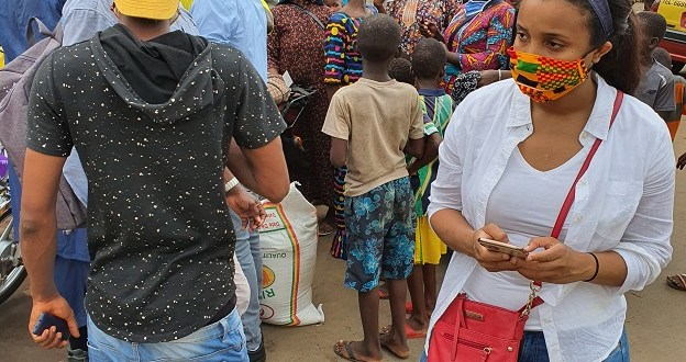 Diaka Camara, Présidente de la Fondation Diaka Camara