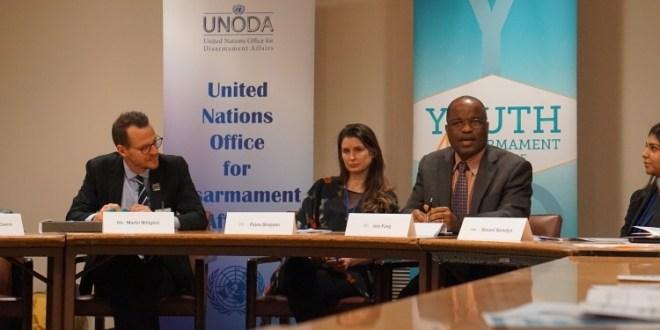M. Ivor Fung, Directeur adjoint en charge des armes conventionnelles, Bureau des Nations Unies pour les affaires de désarmement (UNODA)