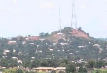 La ville de Siguiri