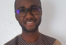 Amadou Bayo, Président de l'ONG Ganndal