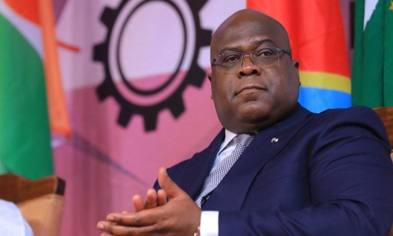 Félix Antoine Tshilombo Tshisekedi, président de la République démocratique du Congo