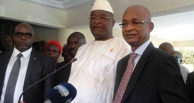 Mamadou Sylla Futurelec à Cellou Dalein Diallo