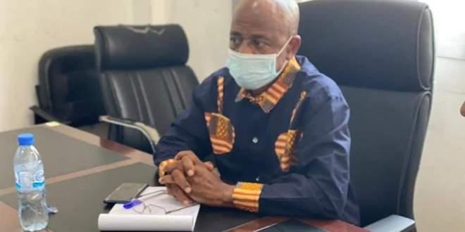Tenue du Conseil de Cabinet du Ministère de l'Enseignement Technique, de la Formation Professionnelle et de l'Emploi.