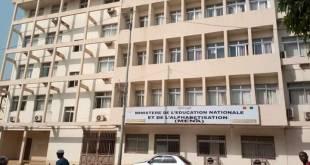 Le Ministère de l'éducation nationale et de l'alphabétisation