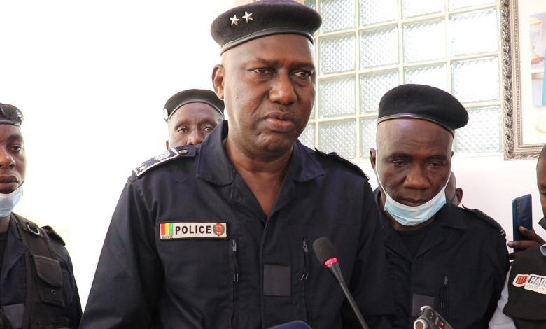 Thierno Sanou DIALLO nouveau patron de la Direction Centrale de la Sécurité Routière
