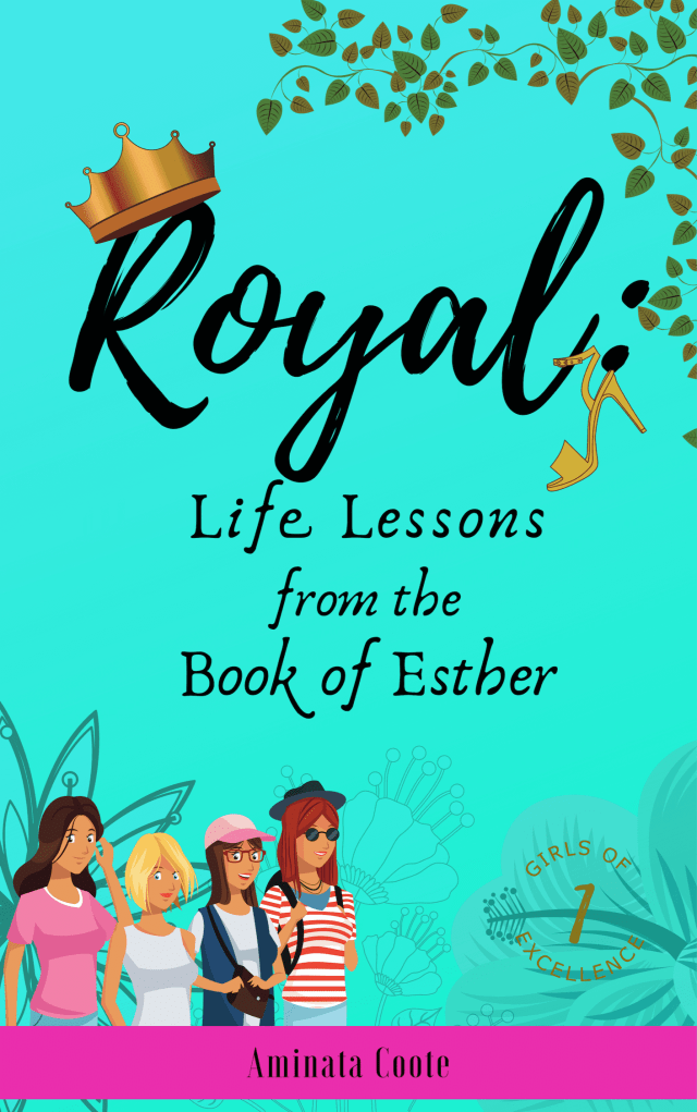 Royal: Life Lessons from the Book of Esther cover