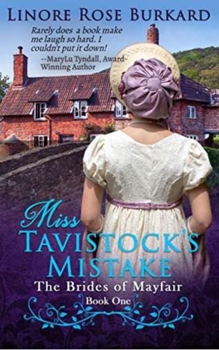 Miss Tavistocks Mistake
