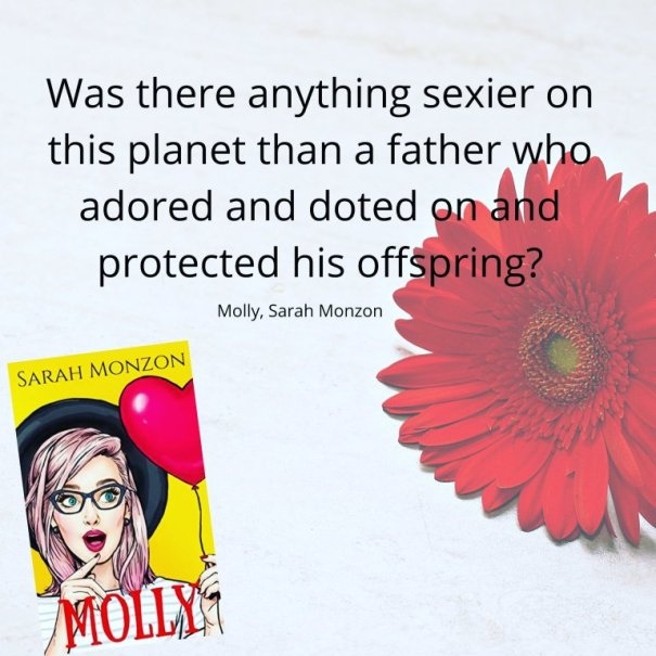 Quote from Molly by Sarah Monzon