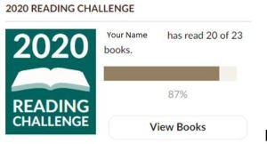 Goodreads-Reading-Challenge
