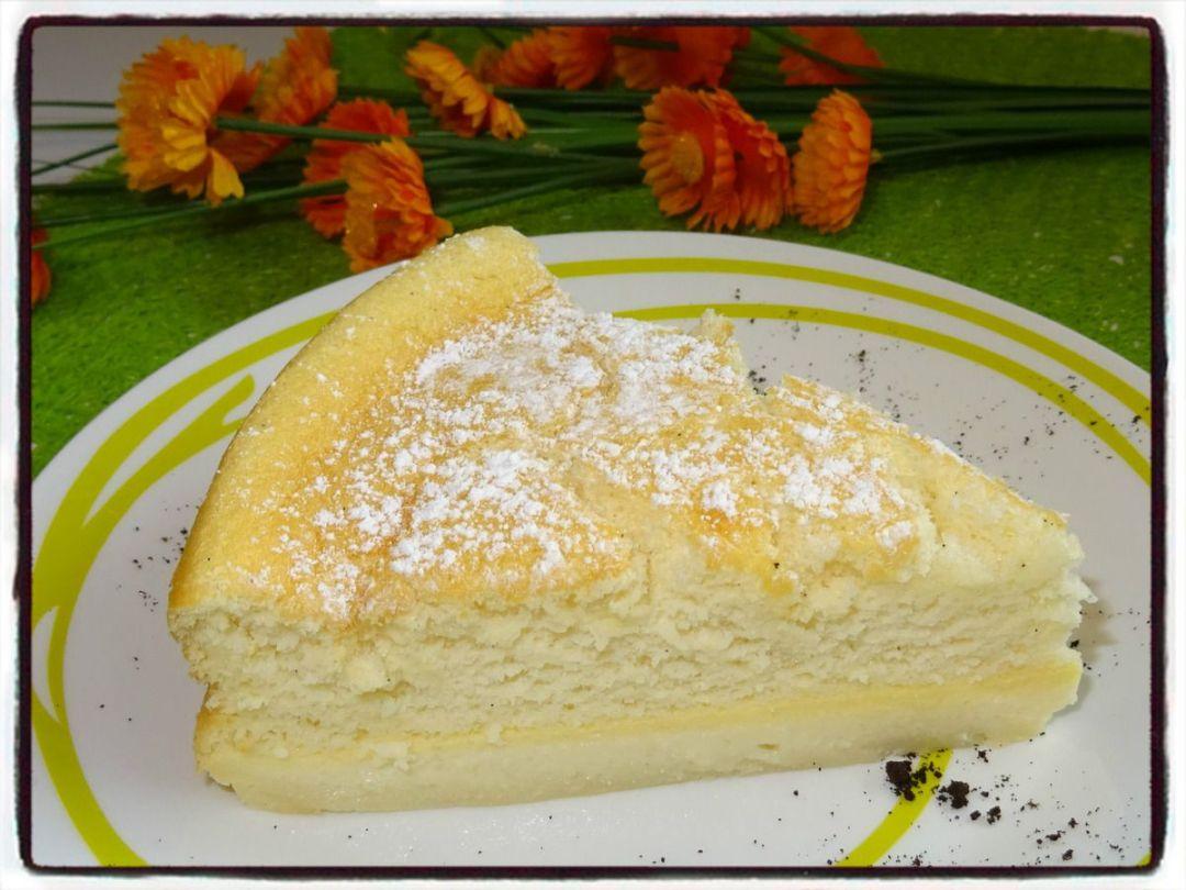 gâteau gousse de vanille