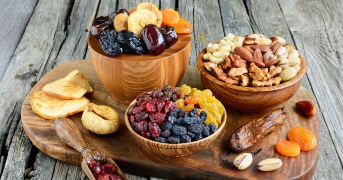 Tout comprendre sur les fruits secs en 5 minutes