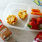 Macaroni and Cheese Lunchbox Muffins
