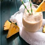Tropical Smoothie that tastes just like a Pina Colada