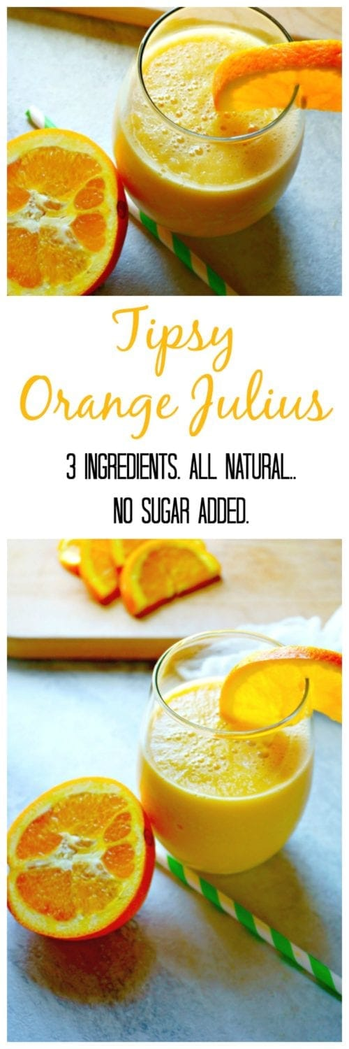 Orange Julius Adult version