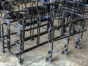 handrail ladders structure 45 1
