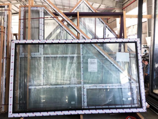 window door industrial