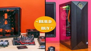 PURCHASING A PC OR BUILDING YOUR OWN