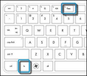 Jumper Setting for Keyboard Power-up