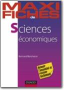 Maxi Fiches - Sciences Economiques