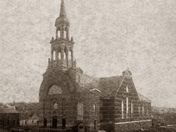 memorabilia - église Notre-Dame - 1916 © Archives d'Aline Leduc