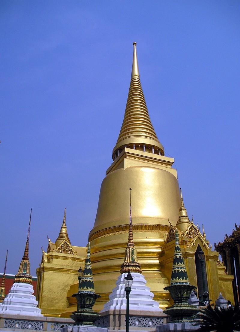 Temple Bangkok Thailand Architecture Photos Brunch With Battutah