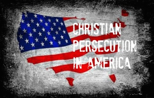 Christianpersecutioninamerica