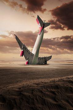 Four Aircraft Crash-pic-02