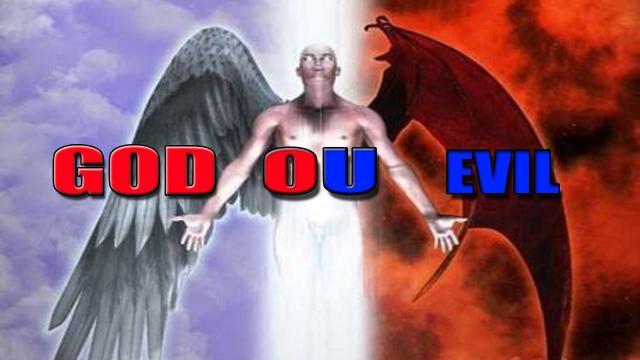 Thoughtlessness vs Deliberate Evil