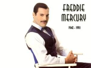Fred Mercury
