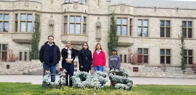 Abdelrasoul Research Group (Fall 2018)