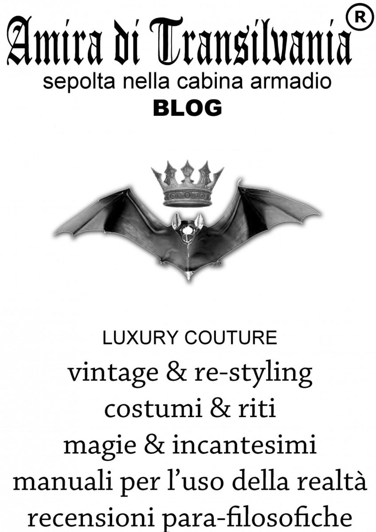 blog presentazione