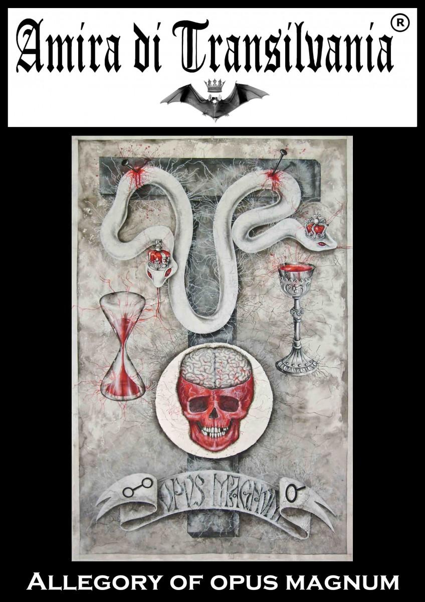 allegoria del opus magnum