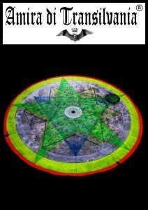 cerchio pentagramma