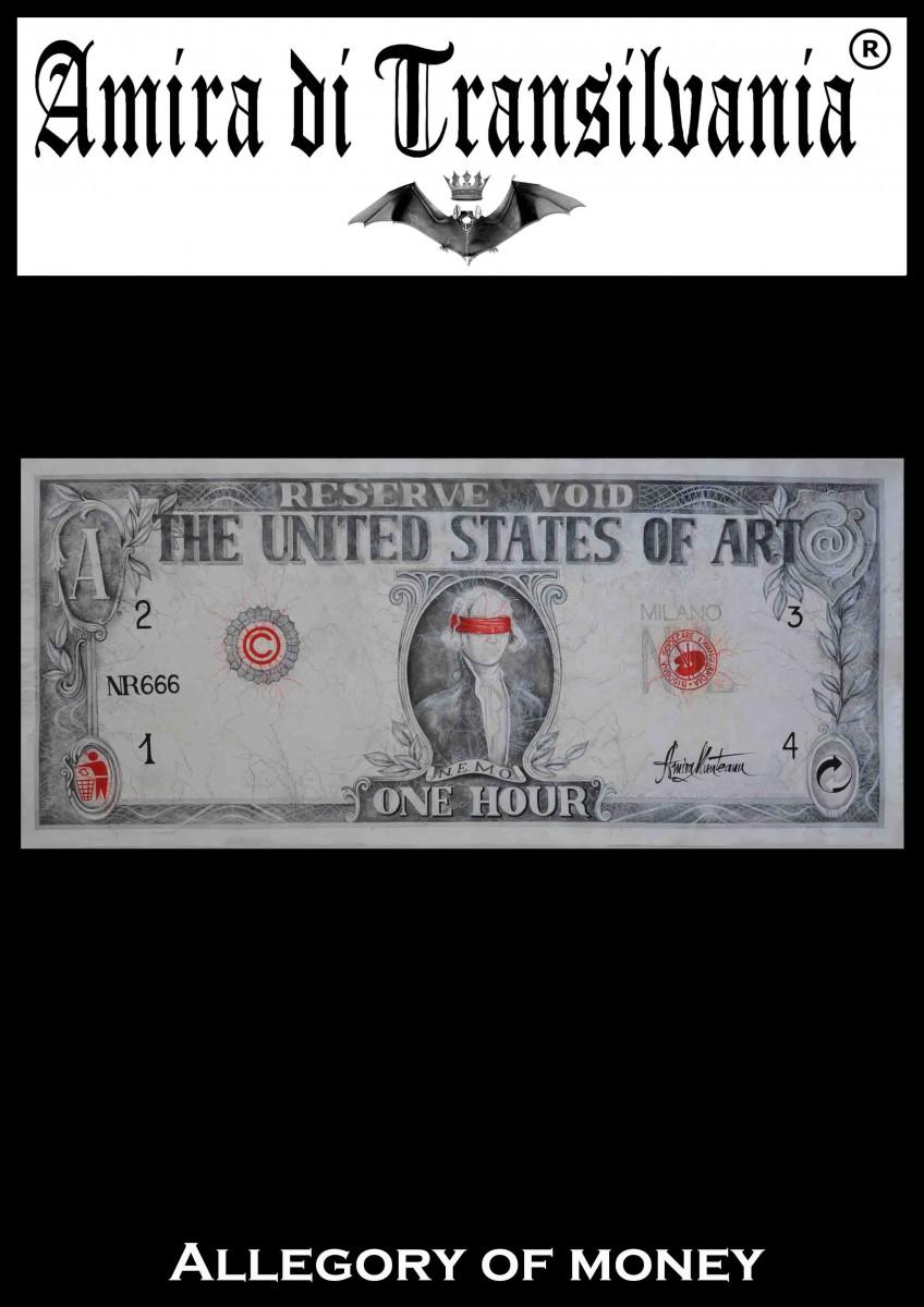 allegoria del denaro