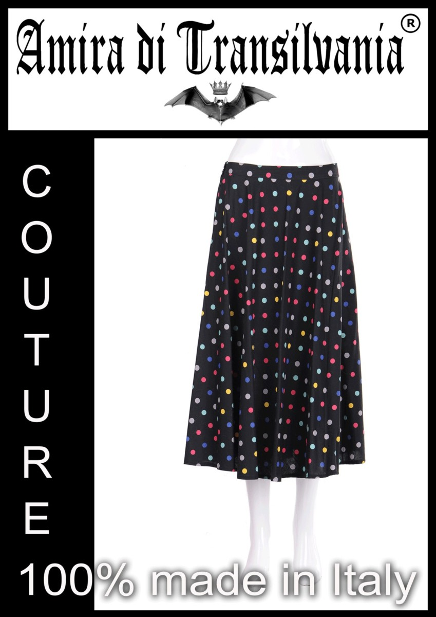black-collection-gonna-a-pois