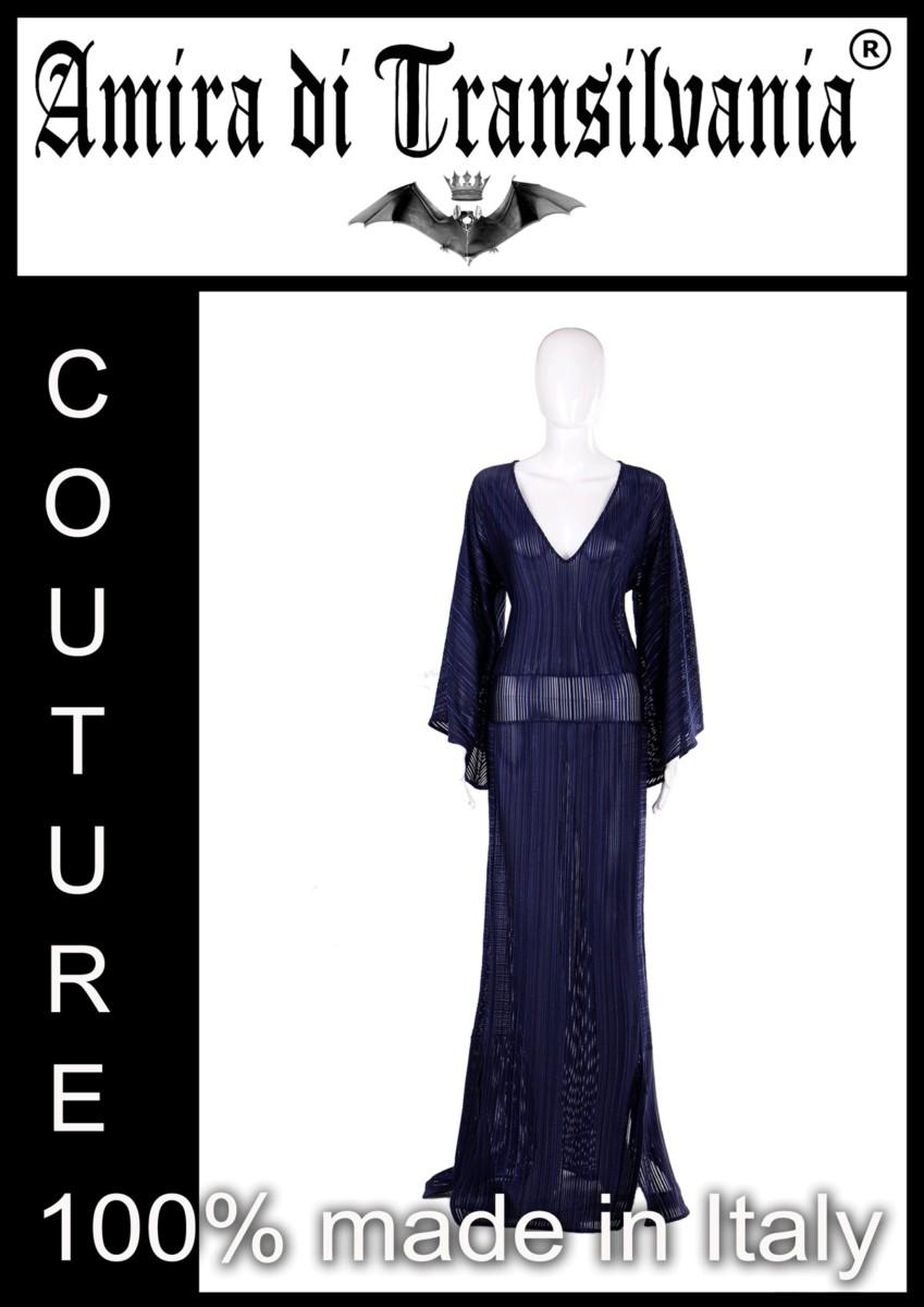 Abito couture blumarine
