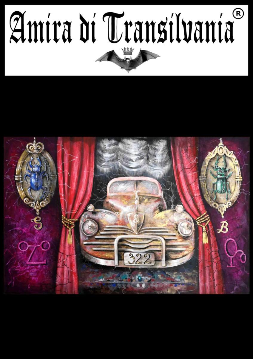 Skull & Bones 322 (serigrafie)