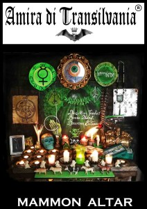 mammon altar