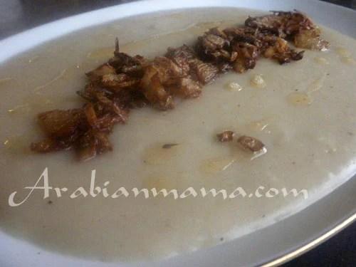 Kishk recipe