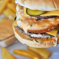 Homemade Big Mac Sauce Recipe