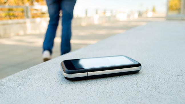 Telefon Pintar Anda Hilang
