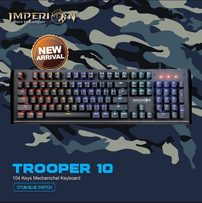 Review Imperion Trooper 10